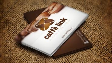 Caffè Link Business Card