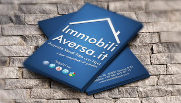Immobili Aversa Business Card